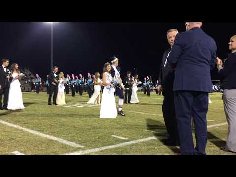James Clemens High School Home Coming Ceremony 14 Oct 2016