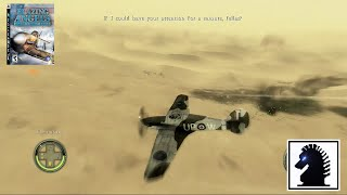 PS3 Blazing Angels - Mission 6: Desert Rats Attack