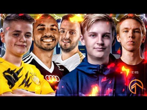 FIFA 21: 2vs2 ELIGELLA CUP UM 2.000€ 🔥 MIT DER TOP 4 DER WELT 🙌🏽