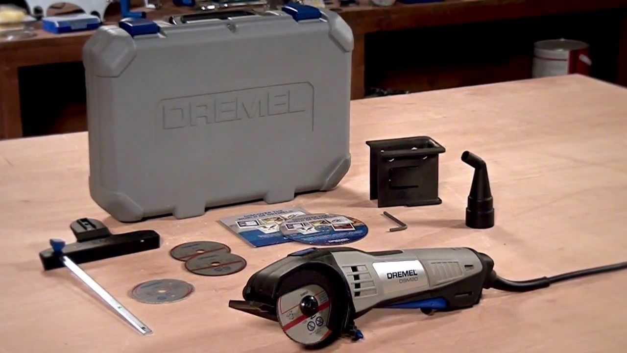 Outil dremel mini scie dremel dsm20 youtube - Fabriquer table scie circulaire ...