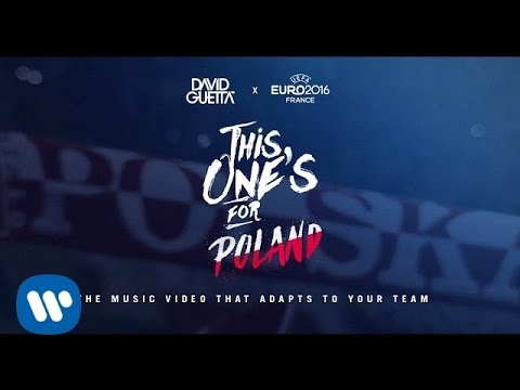 David Guetta ft. Zara Larsson - This One's For You Poland (UEFA EURO 2016™ Official Song)