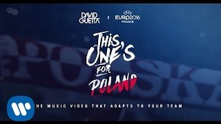 Скачать David Guetta Ft Zara Larsson This One S For You Poland UEFA EURO 2016 Official Song