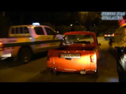 Buenos Dias Gualaceo - Policias en la noche