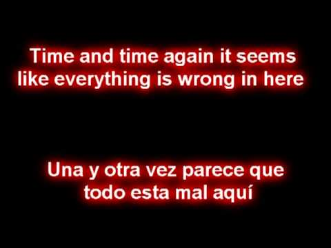 Lostprophets - Last Train Home w/lyric (Eng&Spa)