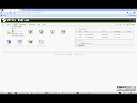 Boncko CoolIris Joomlan 1.5 Plugin for more user friendliness