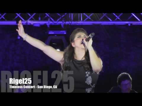 Regine Velasquez Timeless - On the wings of love (new version) - San Diego CA