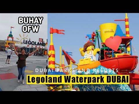 SWIMMING ADVENTURE – LEGOLAND WATERPARK DUBAI