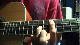 How to Play Pressure ~Paramore By Luke Gatley