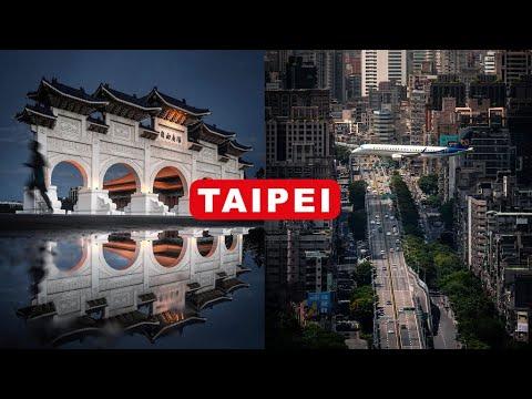 Taipei, Taiwan 2020 - Facts, Sights, People and Food