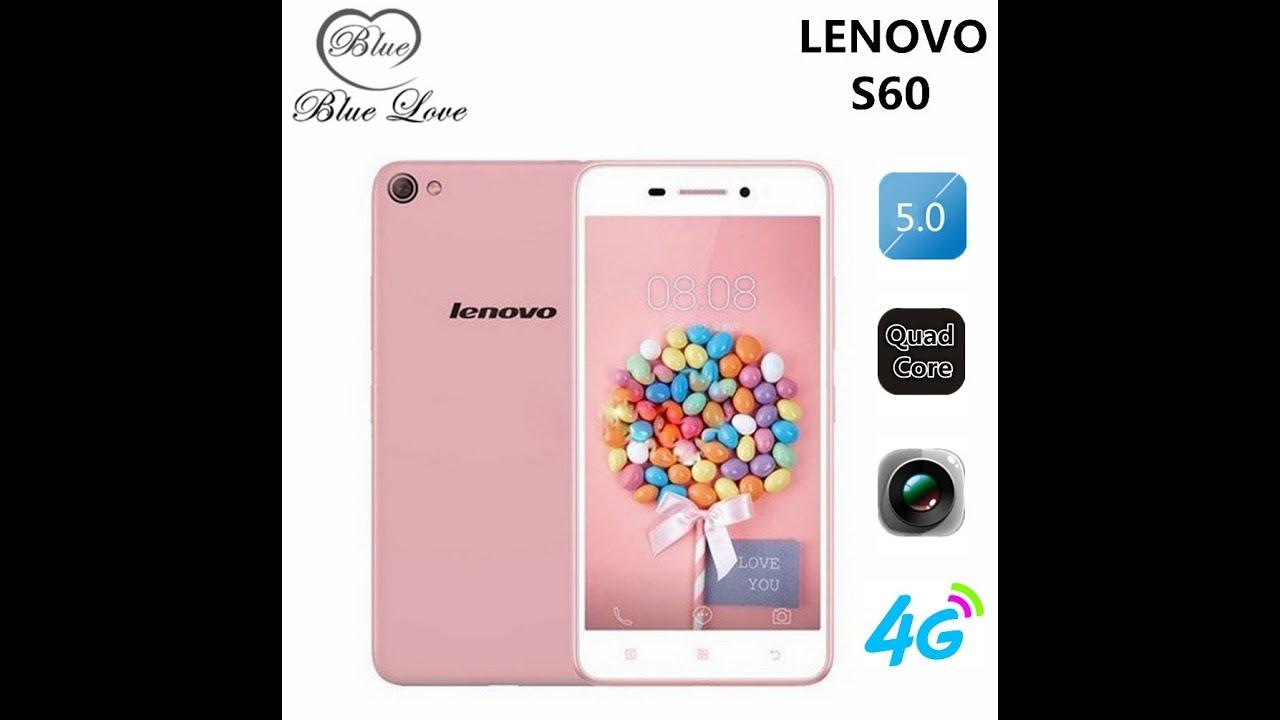 ОБЗОР: Модный Силиконовый Чехол-Накладка для Lenovo S60 с Рисунком .
