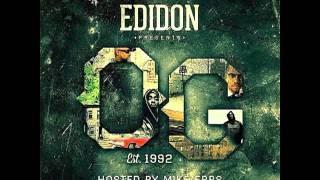 EDI DON (of The Outlawz) - Thug Life 2013 (OG EST) [2pac Sample]
