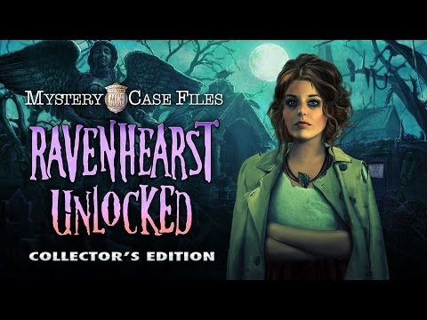 Mystery Case Files: Ravenhearst Unlocked Collector's Edition Teaser