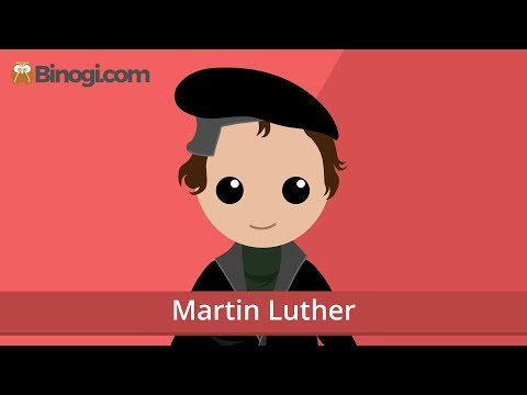 Martin Luther (History) - Binogi.com