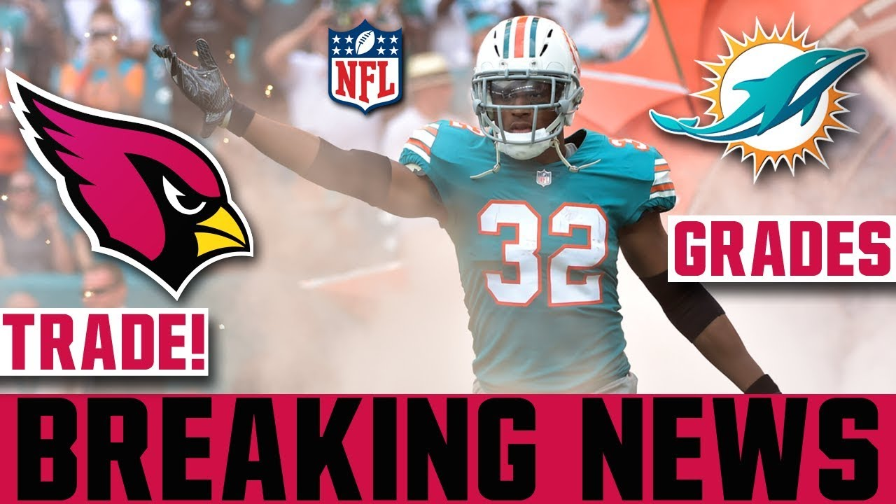NFL Trade Rumors: Dolphins Trade Kenyan Drake to Cardinals