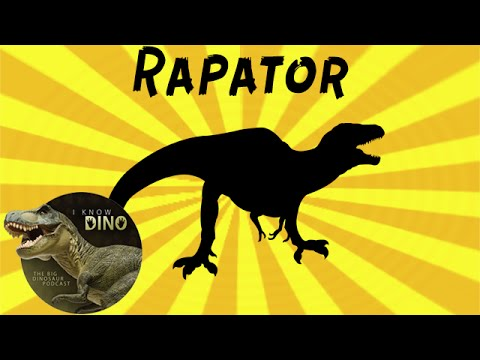 Rapator: Dinosaur of the Day