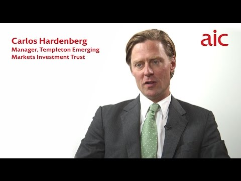 AIC interview with Carlos Hardenberg, manager of Templeton Emerging Markets Investment Trust