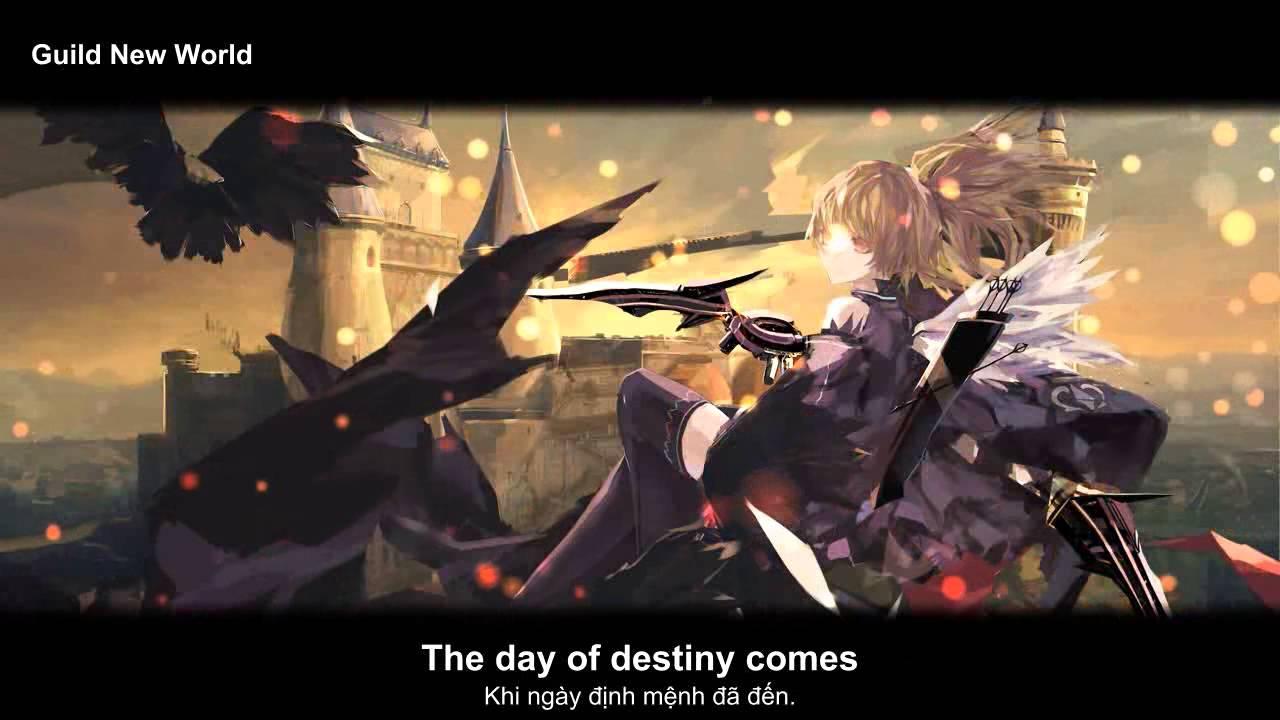 Download [Kara+Vietsub] Day of Destiny - Erutan