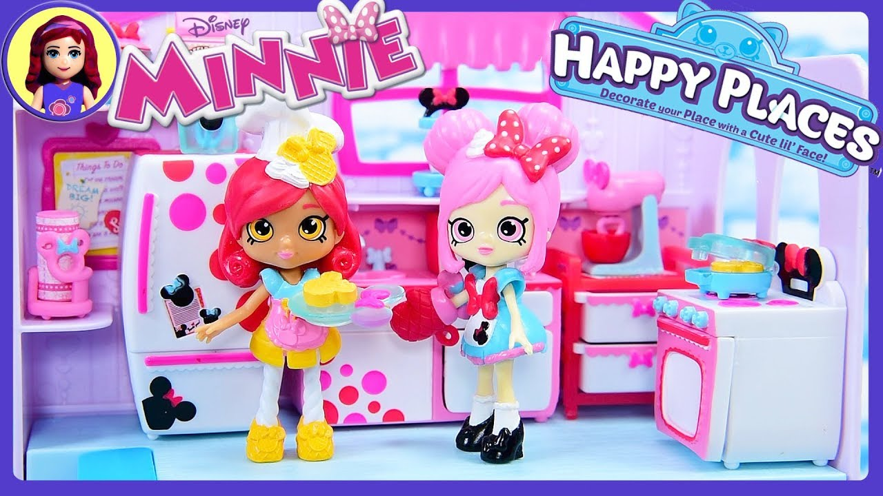 Disney Minnie Mouse Happy Places Kitchen Setup in Beauty ...