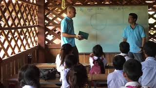 Introduction to fractions at La Meuy Year 4 and Year 6 P2