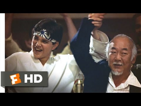 The Karate Kid Part III  Daniel Wins!  1010  Movies