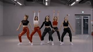 ITZY(있지) 'WANNABE' DANCE PRACTICE 안무영상 (MIRRORED)