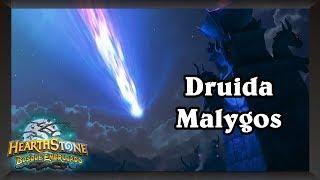 Malygos Druid | El nuevo mazo popular de druida