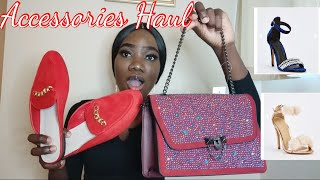 Accessories Haul!!! Shoes+Bags…