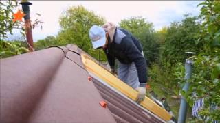 видео Мансарда своими руками: как сделать окна в крыше