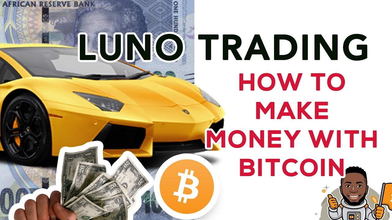 how do you make money trading bitcoin
