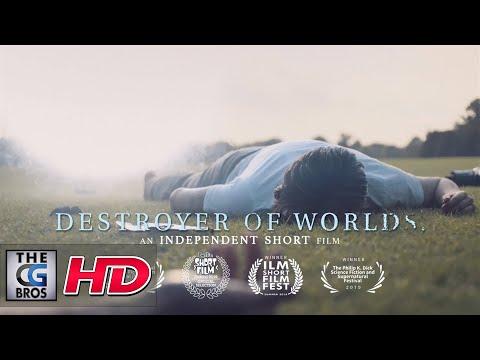 **Award Winning** Sci-Fi Short Film: 'Destroyer of Worlds' - by Samual Dawes | TheCGBros