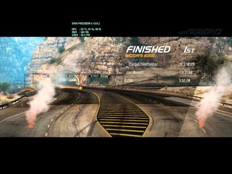 Need for Speed Hot Pursuit™ - 22nd April 2012 - ORF Event - More of Busted & Races!