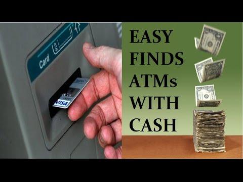 EASY FIND ATM WITH CASH NEAR YOU !!! AB ATM KI LAMBI LINES MAI LAGNE KI JARURAT NHI  !!!