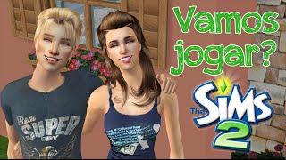 Vamos Jogar The Sims 2? #Gameplay ~ 01