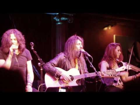 Tony Harnell & The Wildflowers with Bumblefoot - Somebody to Love, live in NY 2013