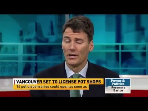 Mayor Gregor Robertson talks affordable housing on CBC's Power & Politics