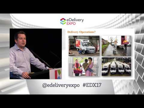 Sainsbury's: Fleet Management to Optimise Home Delivery and Customer Satisfaction - EDX 2017