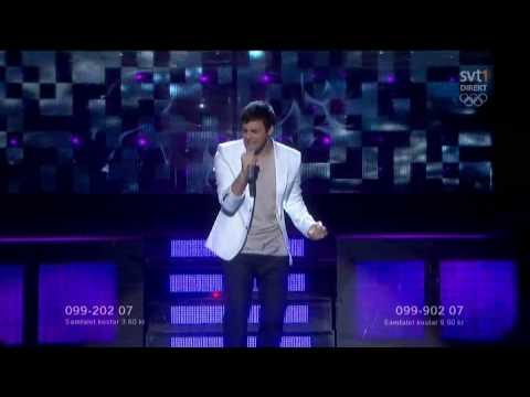 You're Out Of My Life-Darin (Melodifestivalen 2010)