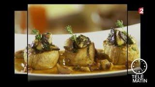 Gourmand - Filet mignon de porc aux marrons