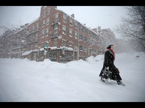 More extreme winter weather wallops U.S. Northeast, Midwest
