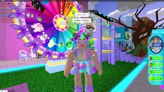 How to get the Unicorn Horn - Royale High School - Roblox