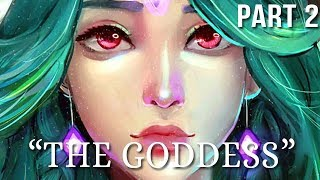 [Speedpaint] THE GODDESS KASUMI Part 2 (Paint Tool SAI)