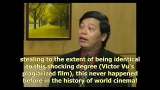 "Movie Critic: Plagiarist Victor Vu(""Yellow Flowers on the Green Grass"" movie director)is Worst Cheat"