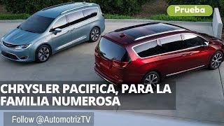 ¿Han muerto los minivanes? Con Pacifica, Chrysler dice ¡NO!