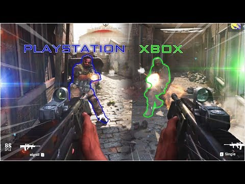 Crossplay Explained (Call Of Duty: Modern Warfare Multiplayer Gameplay)