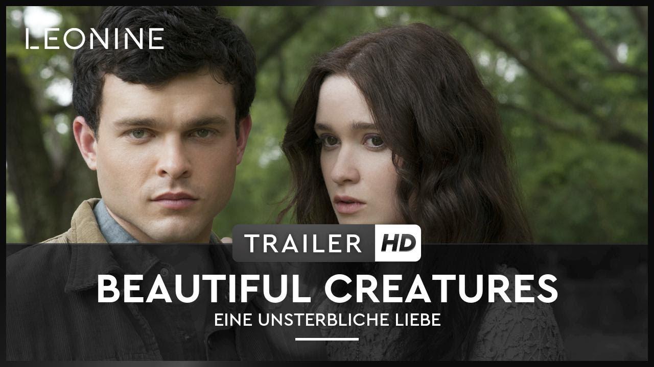 Beautiful Creatures   Eine unsterbliche Liebe   Trailer deutsch/german