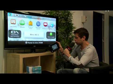 Nintendo WiiU : le test complet de la console Wii U