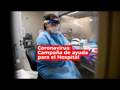 Coronavirus: campaña de ayuda para el Hospital