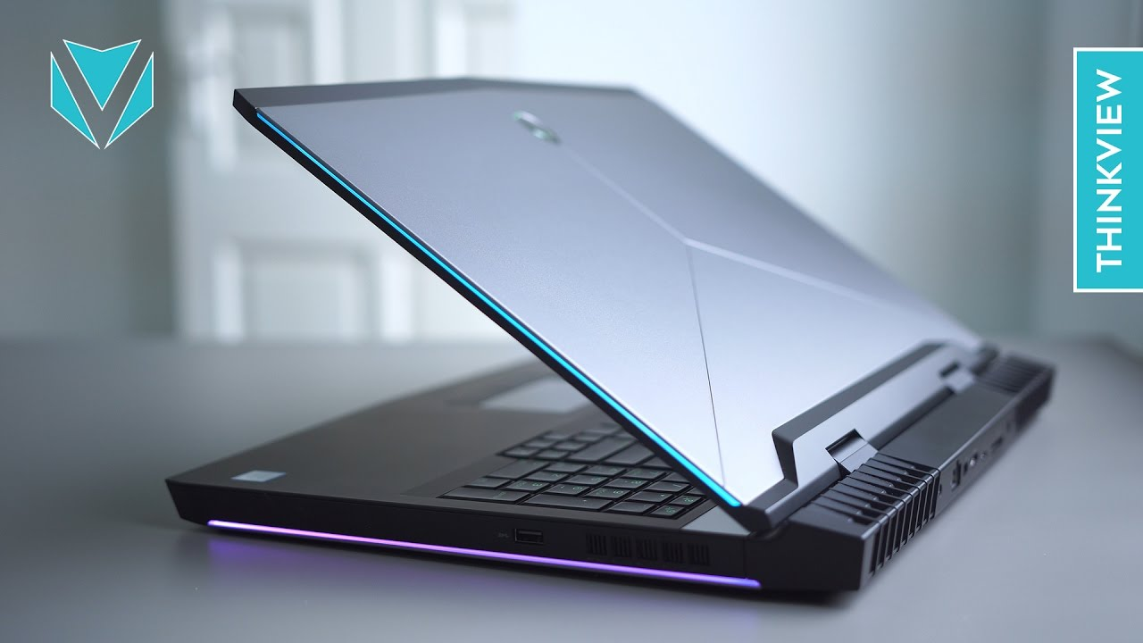 Phi thuyền Alienware 17 R4 (Tobii eyes): laptop chơi game 17 inch tốt nhất?   ThinkView