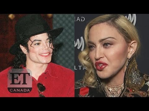Madonna Defends Michael Jackson