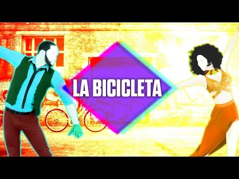 Just Dance 2017 - La Bicicleta by Carlos Vives ft. Shakira - Fanmade Mashup.
